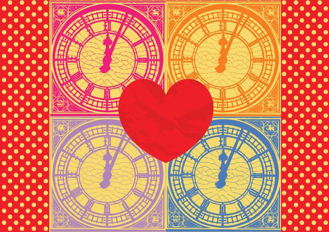 What Time Is Love vector free