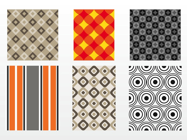 Vector Pattern Tiles free