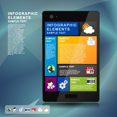 Business Infographic creative design 1059 free
