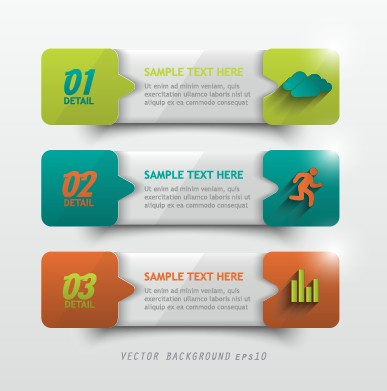Business Infographic creative design 990 free
