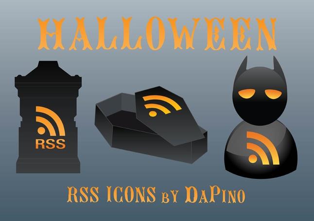 Halloween Web Vectors free