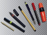 Marker, Pencil amp Pen Graphics vector free