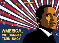 President Obama vector free