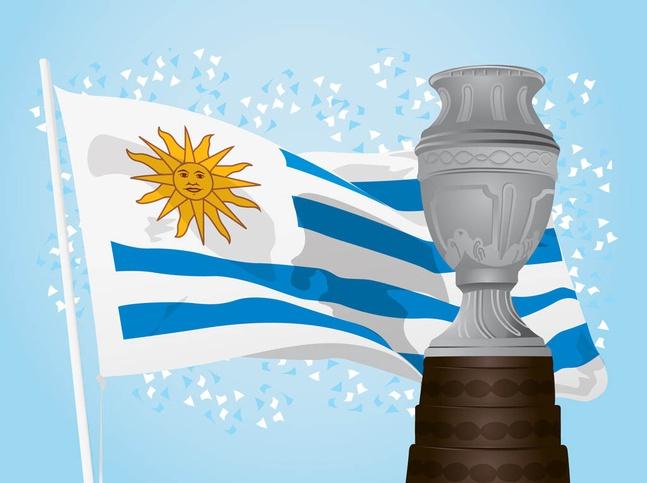 Uruguay Vector free
