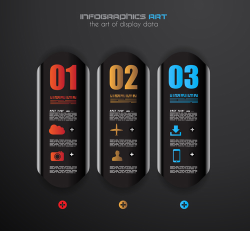 Business Infographic creative design 1174 free