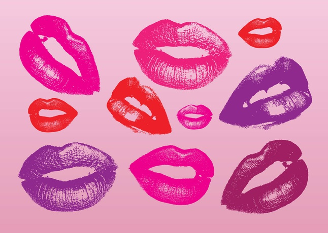 Kiss Vectors free