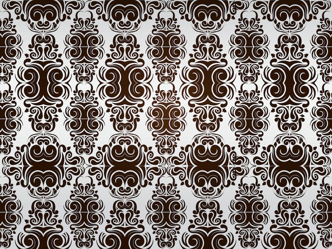 Luxury Pattern vector free