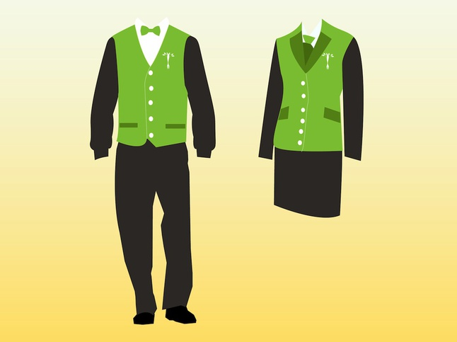 Uniforms vector free
