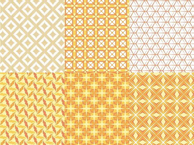 Vector Patterns Collection free