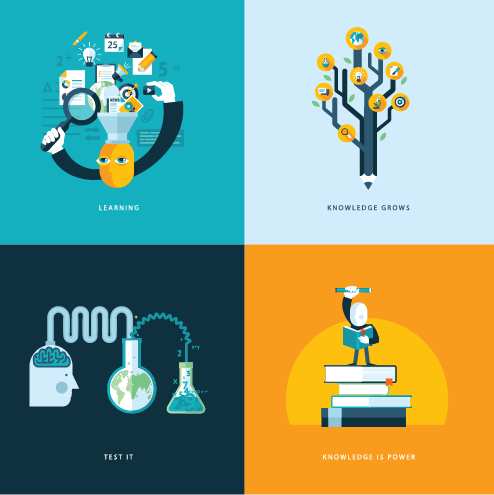 Business Infographic creative design 1391 free