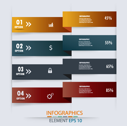 Business Infographic creative design 1507 free