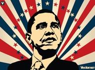 Barack Obama vector free