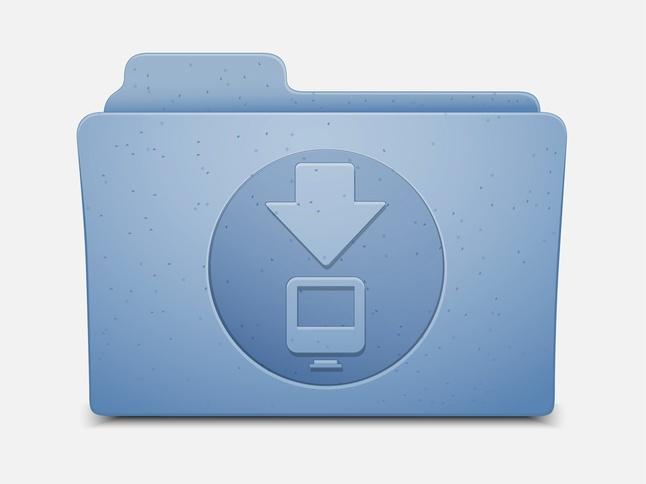 Download Folder Icon vector free