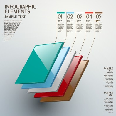 Business Infographic creative design 1015 free