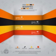 Business Infographic creative design 1133 free