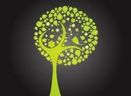 Bird In A Tree vector free