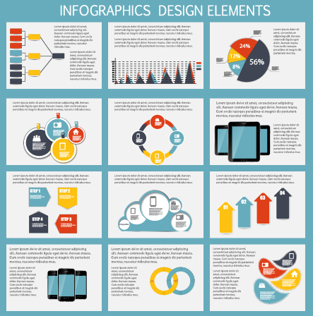 Business Infographic creative design 1113 free