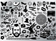 Cool Vector Graphic Set free