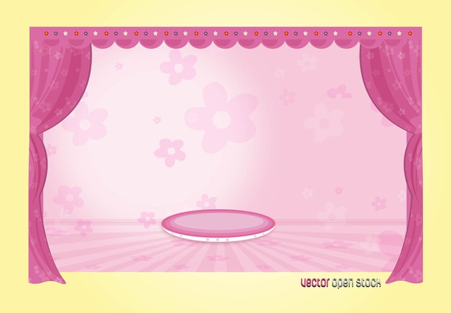 Stage vector free