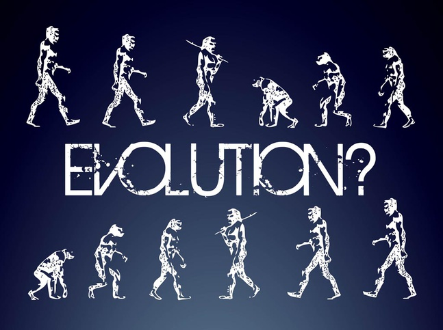 Evolution Graphics vector free