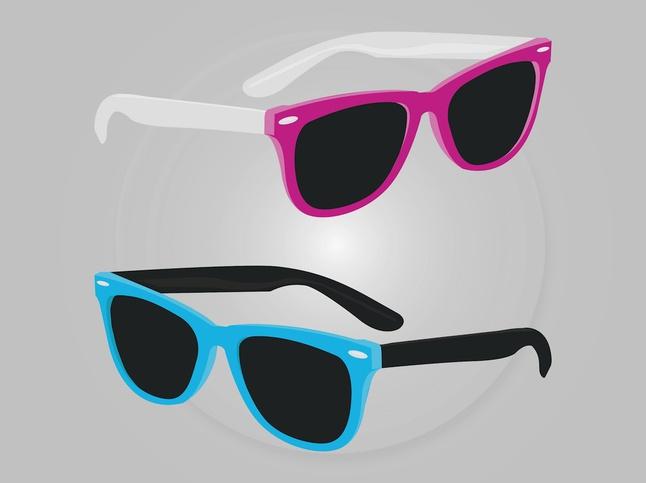 Sunglasses Vectors free
