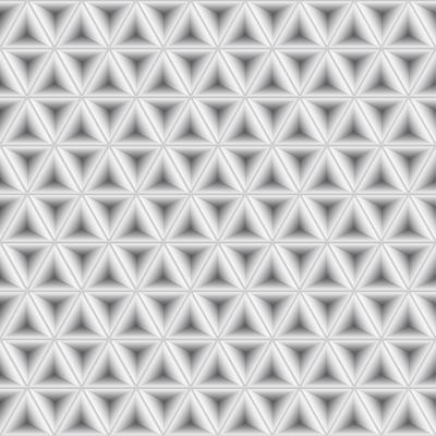Abstract Light Grey Geometric Pattern vector free