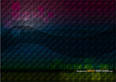Dark abstract background pattern vector free