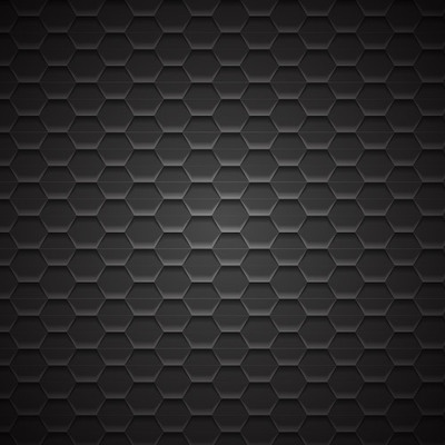 Dark Geometric Metal Pattern Background vector free