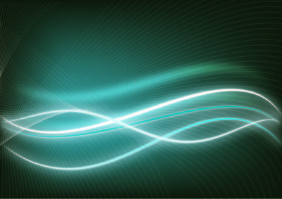 Darkish Background with Glossy Twisted Lines vector free