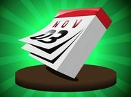 Calendar vector free