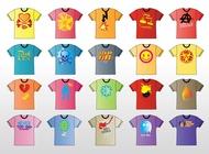 T-Shirt Vector free