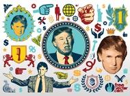 Donald Trump Graphics vector free