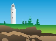 Lighthouse Vector Graphics free