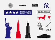New York Vectors free