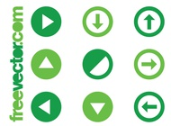 Round Icons Graphics vector free