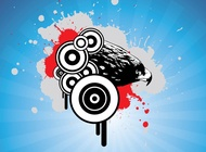 Eagle Graphics vector free