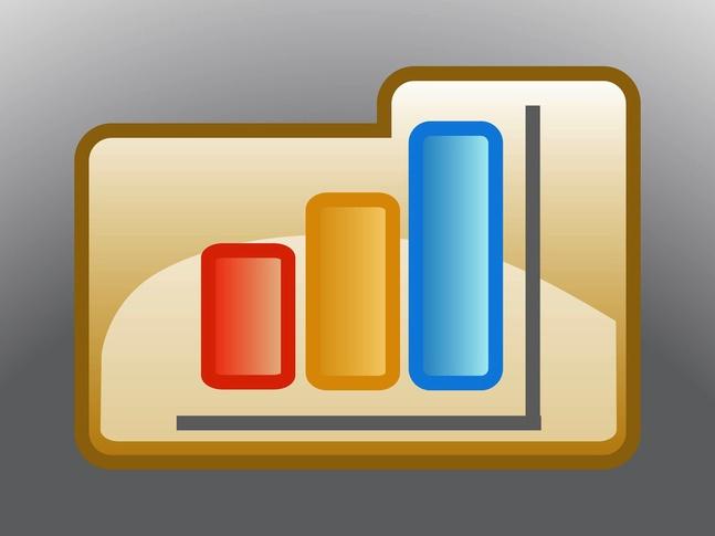 Computer Folder Icon Computer Folder Icon Vector