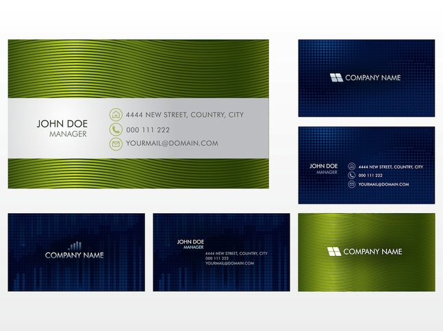 Business cards vectors free free download business cards vectors free reheart Images