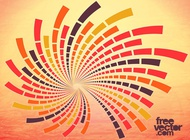 Colorful Composition vector free