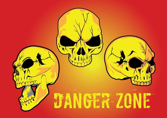 Danger Zone Vector free