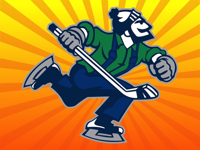 Johnny Canuck vector free