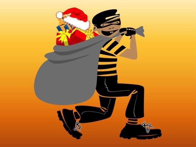 Burglar vector free