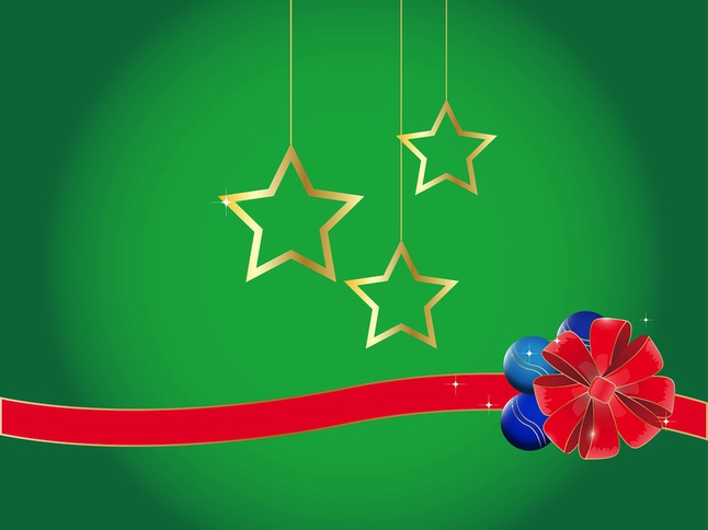 Ribbons And Ornaments vector free