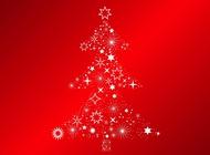 Christmas Stars vector free