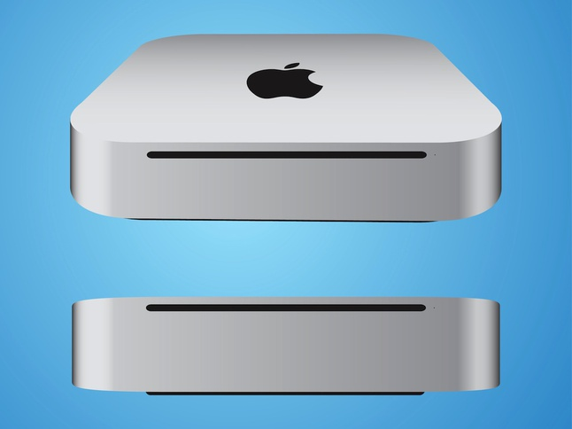 Mac Mini Vector free