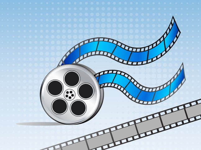 Film Reel Vectors free