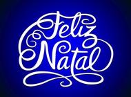 Feliz Natal Vector free