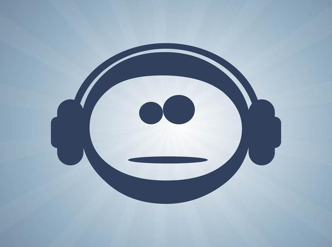 Vector Music Icon free