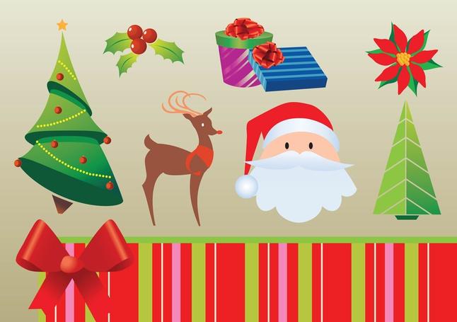 Free Christmas Graphics vector