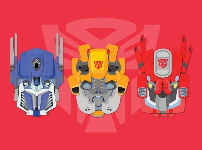 Autobots Graphics vector free